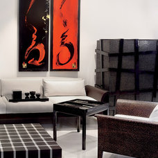 Modern Living Room by Nusa Furniture