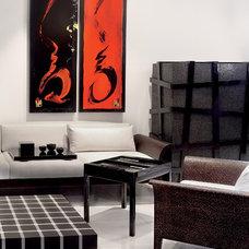 Modern Living Room by Nusa Furniture