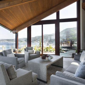 Carmel Cliff House