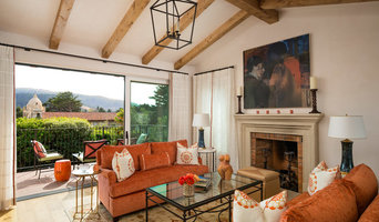 Carmel Mission-Inspired Home