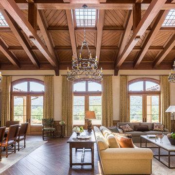 Carmel Valley Italian Country Estate