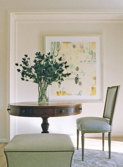 Traditional Living Room by Incorporated