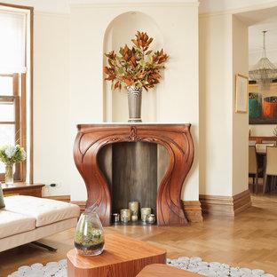 Fireplace Mantel Decorating Ideas Houzz