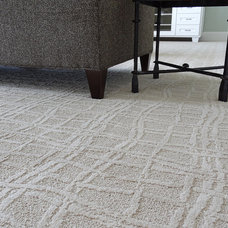 Modern Carpet Tiles by DeGraaf Interiors