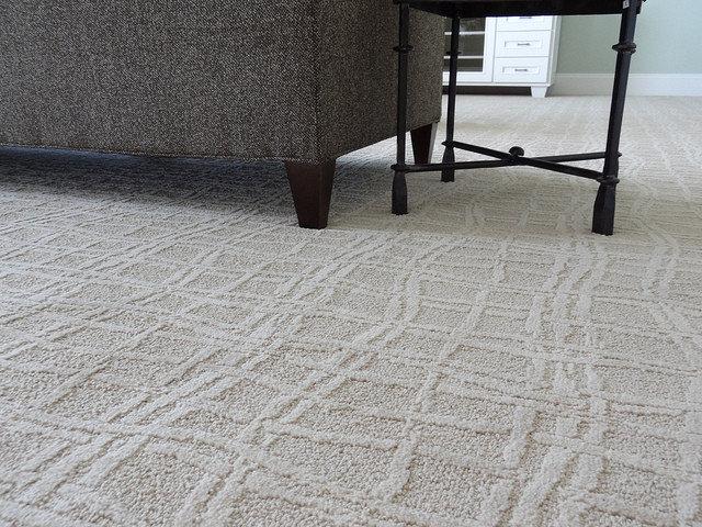 Modern Carpet Tiles by DeGraaf Interiors
