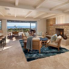 Beach Style  by DD Ford Construction, Inc
