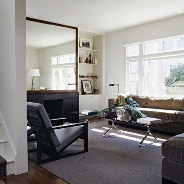 Cary Bernstein Architect Choy 2 Residence