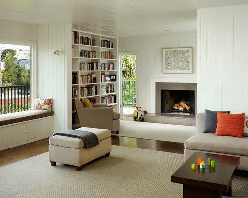 Simple Fireplace | Houzz