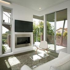 Contemporary Bedroom by Hulton Development, Inc.
