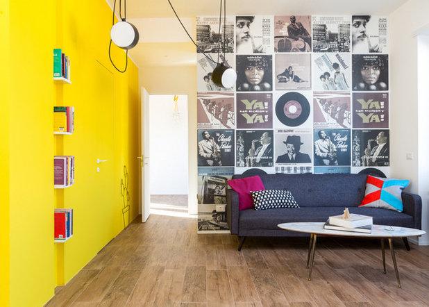 Nuovo look: 5 modi per rinnovare le stanze stravolgendo una sola ...