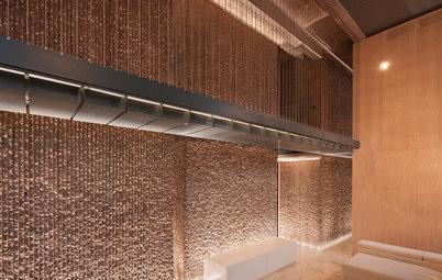 Architektur: Avantgardistisches Betonhaus mit Anleihen aus der Antike
