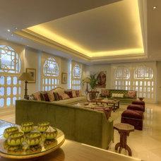 Eclectic Living Room Casa Loai