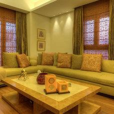 Traditional Living Room Casa Loai