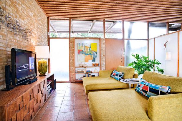 Midcentury Living Room by Nest Modern