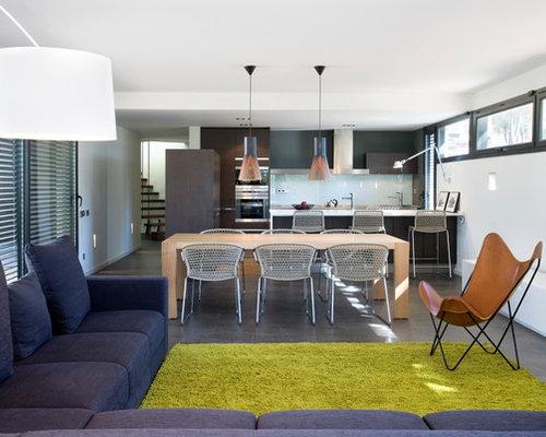 Sillas modernas de comedor living room design ideas for Sillas living modernas