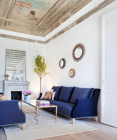 Ecléctico Salón by Beatriz Silveira-Batik Interiores