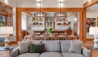 Cascade Mountain Home