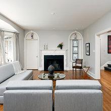 Gray sofa inspiration