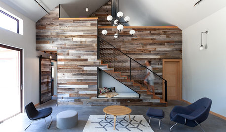 Houzz Tour: The Goal? A Big Impression but a Small Footprint