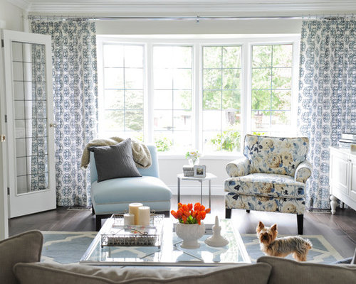 SaveEmail - Mismatched Armchairs Houzz