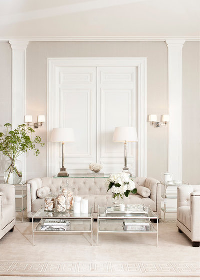 Transitional Living Room By James Said Part 77
