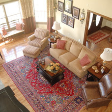 Traditional Living Room by House2Home Interiors