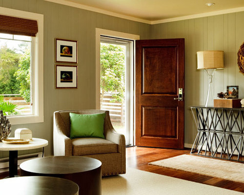 Paint Paneled Walls Home Design Ideas Pictures Remodel