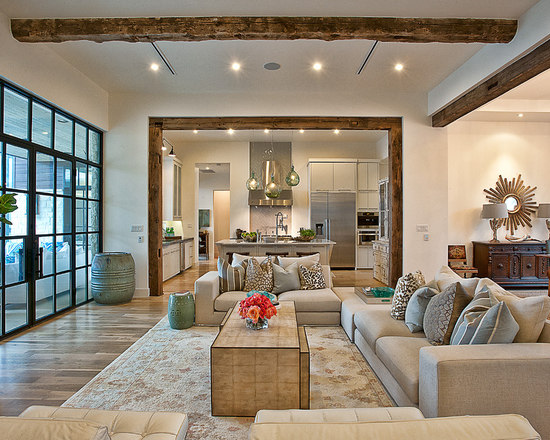 Awesome Transitional Living Room Ideas U0026 Design Photos | Houzz Part 5