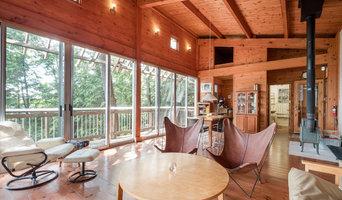 Catchacoma Lake Cottage Interiors