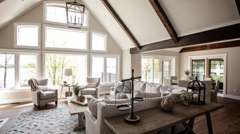 Catchacoma Lake - Lakehouse | Lakeshore Designs