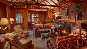 Cathead Bay Vintage Cabin
