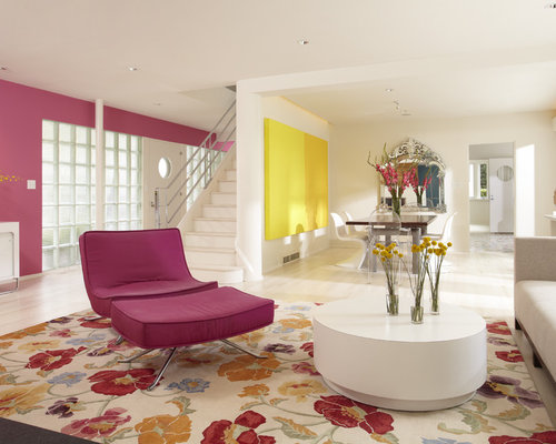 Raspberry Bedroom Ideas: Raspberry Paint Home Design Ideas, Pictures, Remodel And Decor