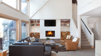 Cedar Ridge Contemporary Classic Home (Whistler, BC)