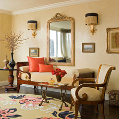 traditional living room by Andrew Suvalsky Designs