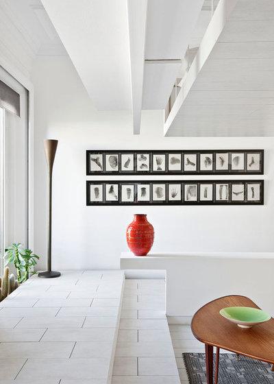 Contemporary Living Room by HRuiz Architecture & Design Team