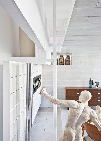Contemporain Salon by HRuiz Architecture & Design Team
