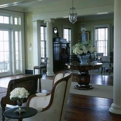 traditional living room by Christine G. H. Franck, Inc.
