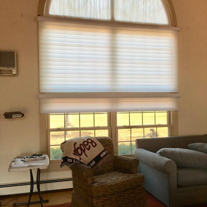 Challenging Needs in Arch Top Window
