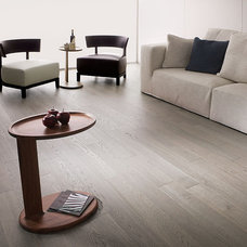 Modern Living Room by Western Coswick Hardwood Floors