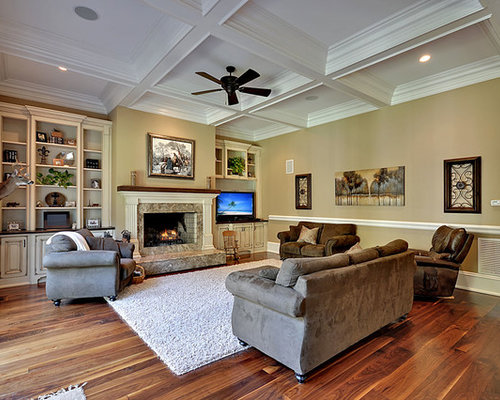 decorating a long wall in a living room decorating walls houzz 28025