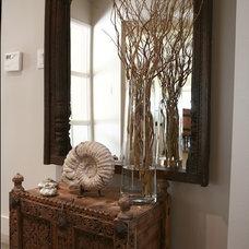 Modern Living Room by Charmean Neithart Interiors, LLC.