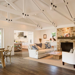 Charming Carmel Cottage - Great Room