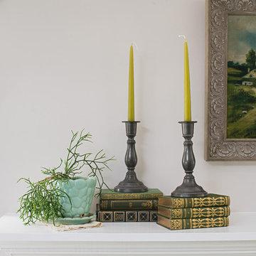 Charming Cottage Living Room