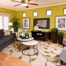 Contemporary Living Room by La-Z-Boy Home Furnishings & Décor of Arizona