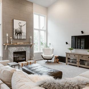 Living Room Carpet Ideas | Houzz