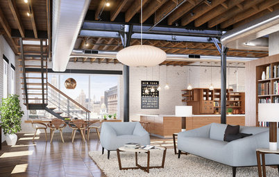 Is Open-Plan Living a Fad, or Here to Stay?