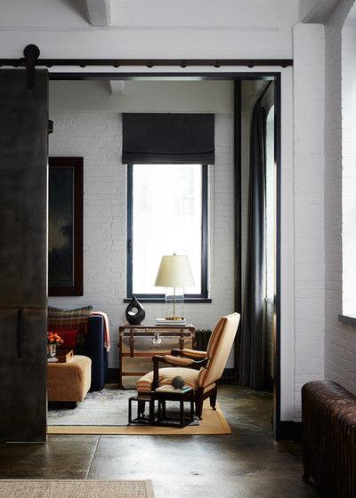 Contemporary Living Room by BK Interior Design