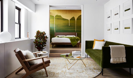 Room of the Week: An Oh-So-Chic Manhattan Pied-à-Terre