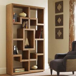 Chelsea Teak Bookcase -