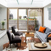 Houzz Tour: A London Terrace is Given a Stylish Architectural Edge